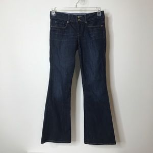 Gap 1969 Perfect Boot Jeans 4 average Waist 28""